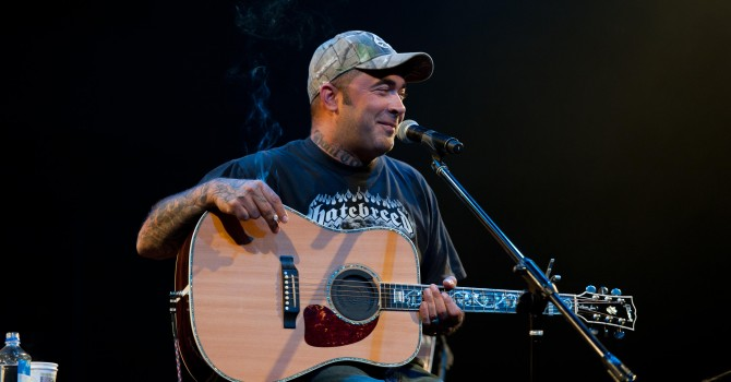 Aaron Lewis: The Hampton Beach Casino.