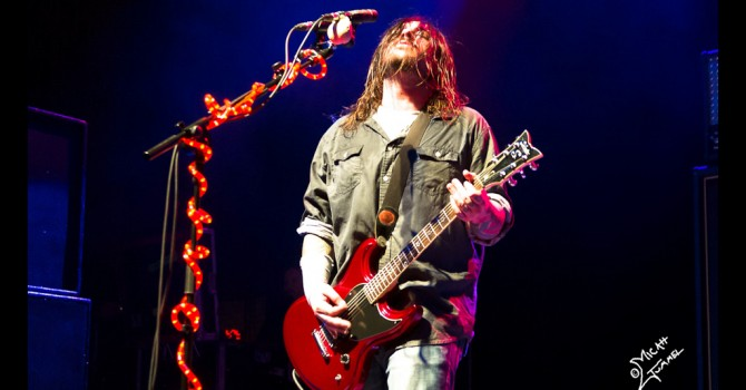 Seether Tour, 2012