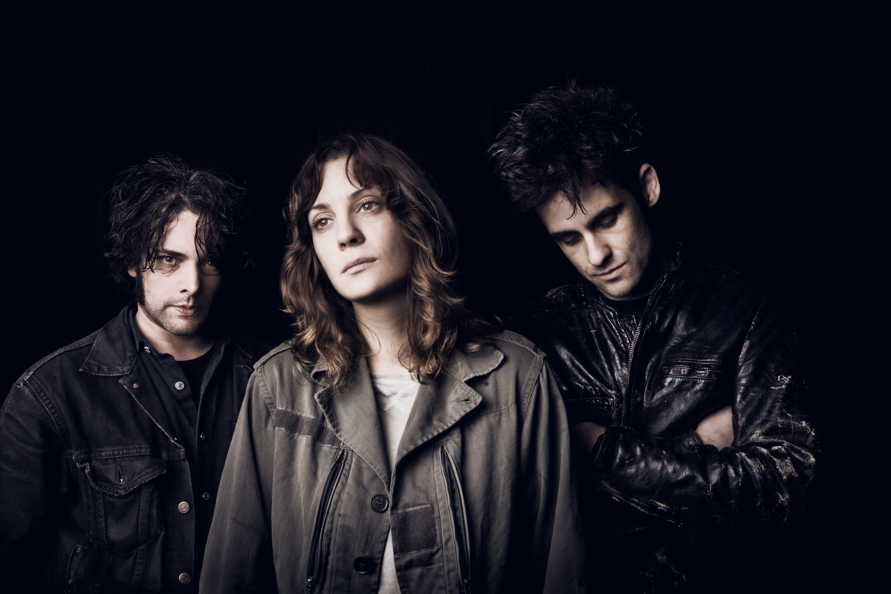 BLACK REBEL MOTORCYCLE CLUB 'SPECTER AT THE FEAST'