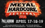 NEW ENGLAND METAL & HARDCORE FESTIVAL 2014
