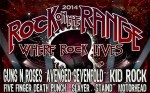 Rock on The Range Lineup Just Announced!