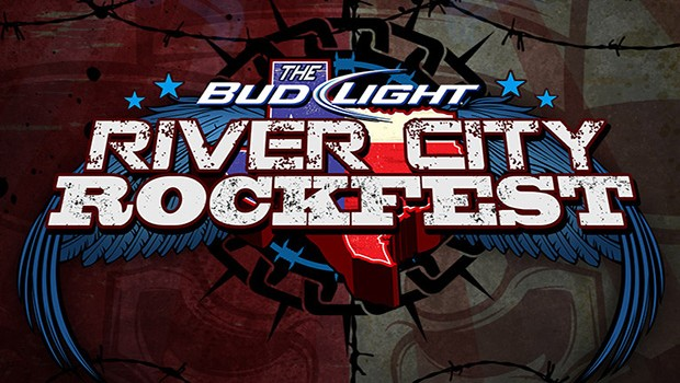 Bud Light River City Rockfest 2014