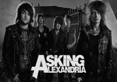 An NECR Exclusive with Ben Bruce from Asking Alexandria