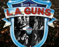 NECR Exclusive with Michael Grant from L.A. Guns