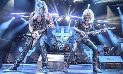 Judas Priest and Steel Panther – Tsongas Center, Lowell, MA