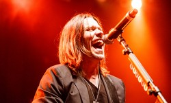 Alter Bridge And California Breed at The Palladium in Worcester, MA