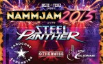 STEEL PANTHER Confirmed As Headliner For NAMMJAM 2015!