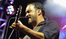 Dave Matthews Band at the Xfinity Center – Mansfield, MA